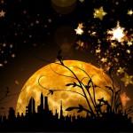 【パワーストーンを月光浴させる時に満月の光にどれくらいの時間あてたらいいですか?】